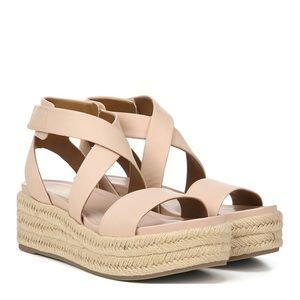 Franco Sarto Tabatha flatworm espadrille sandal